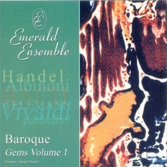 Cover artwork for Baroque Gems 1