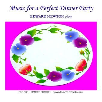 Cover artwork for Music for a Perfect Dinner Party
