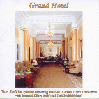 Cover artwork for Grand Hotel