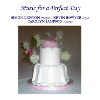 Cover artwork for Music  for a Perfect Day